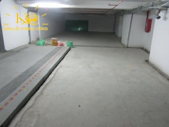 Khu vực để xe Ô